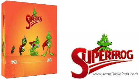 دانلود Superfrog HD - بازی قورباغه قهرمان