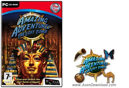 دانلود Amazing Adventures: The Lost Tomb - بازی در جست و جوی گنج