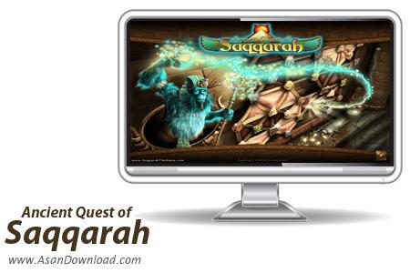 دانلود Ancient Quest of Saqqarah v1.19 - تجربه ده ها پازل در یک بازی