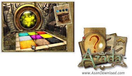 دانلود Azada v1.0.3 - بازی کشف رازها در آزادا