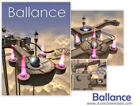 دانلود Ballance - بازی حفظ تعادل توپ