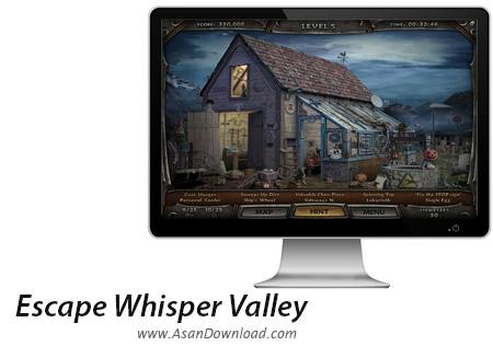 دانلود Escape Whisper Valley v1.0 - بازی جدید یافتن اشیا گمشده