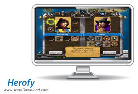 دانلود Herofy Final - پازلی جدید و جذاب در یک بازی متفاوت