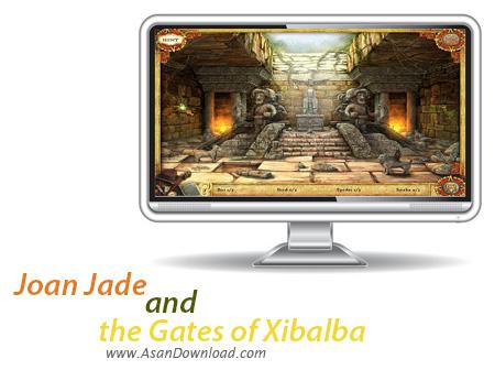 دانلود Joan Jade and the Gates of Xibalba - بازی فکری و جذاب