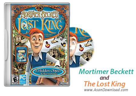 دانلود Mortimer Beckett and The Lost King - بازی یافتن تاج گمشده