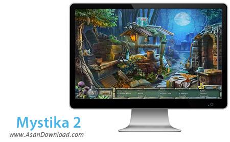 دانلود Mystika 2 v1.1 - بازی ساده و سرگرم کننده