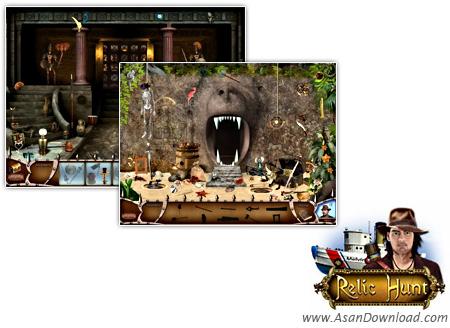 دانلود Relic Hunt TMU - بازی در جستجوی عتیقه های ملوین جونز