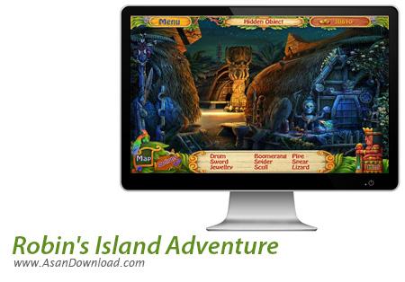 دانلود Robin's Island Adventure - بازی سرگرم کننده و جالب