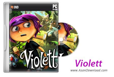 دانلود Violett - بازی ماجراجویی ویولت