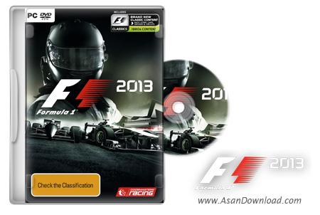 دانلود F1 2013 - بازی فرمول یک نسخه 2013