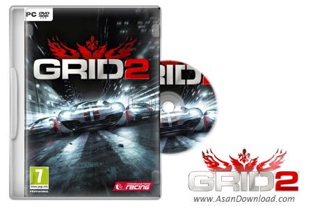 دانلود GRID 2 - بازی جذاب اتومبیلرانی در خیابان