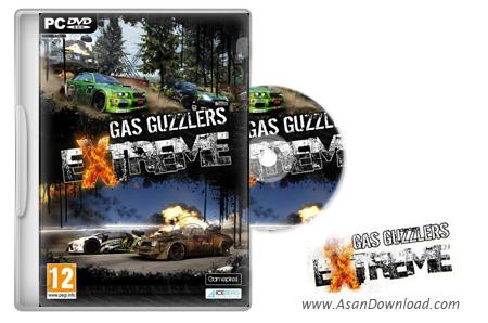 دانلود Gas Guzzlers Extreme - بازی سرعت بی نهایت
