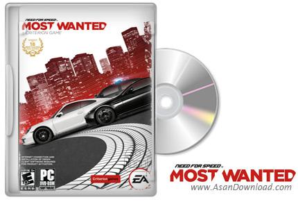 دانلود Need for Speed: Most Wanted 2012 - جنون سرعت در اتومبیلرانی