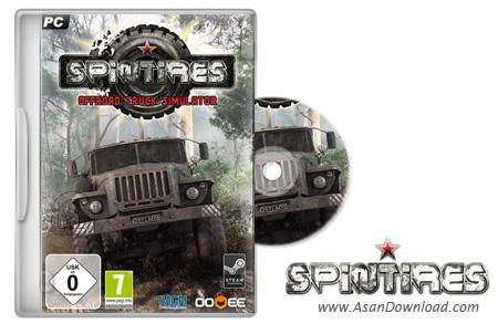 دانلود Spintires - بازی رانندگی ماشین های سنگین