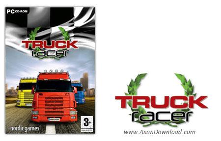 دانلود Truck Racer - بازی هیجان انگیز کامیون سواری