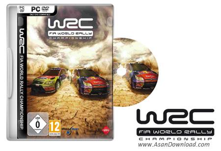 دانلود WRC FIA World Rally Championship 4 - بازی مسابقات جهانی رالی