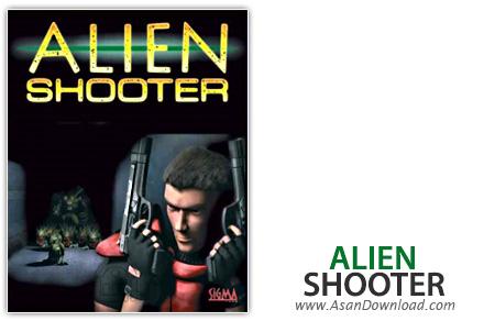 دانلود Alien Shooter v2.5.0.1 - بازی تیراندازی به بیگانگان