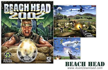 دانلود Beach Head 2002 - بازی فرمانده مدافعان ساحلی