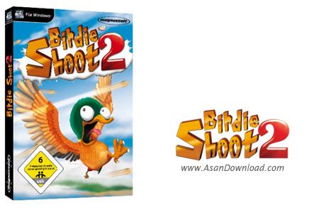 دانلود Birdie Shoot 2 - بازی جذاب شکار پرندگان