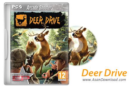 دانلود بازی Deer Drive 2013 - بازی تیراندازی در طبیعت