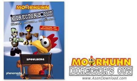 دانلود Moorhuhn Director's Cut - بازی جوجه های دیوانه در استودیو