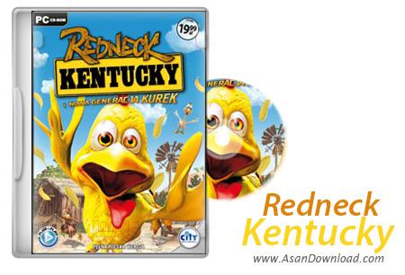 دانلود Redneck Kentucky The Next Generation Chickens - بازی اکشن و سرگرم کننده