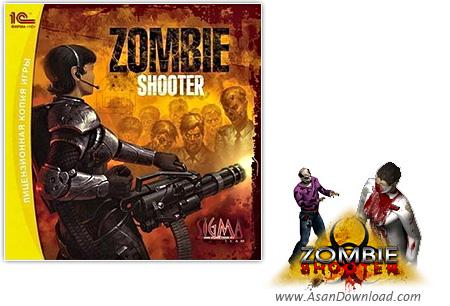 دانلود Zombie Shooter v1.2 - بازی تیر اندازی به زامبی ها
