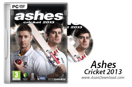 دانلود Ashes Cricket 2013 - بازی کریکت 2013
