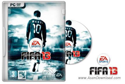 دانلود FIFA 13 - بازی فیفا 13