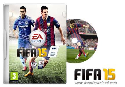 دانلود FIFA 15 - بازی فیفا 15 برای PC + آپدیت Update 1-4  3DM بازی