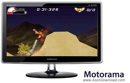 دانلود Motorama v1.0 - بازی موتور کراس