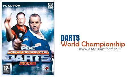 دانلود 2008 PDC World Championship Darts - بازی جام های قهرمانی دارت