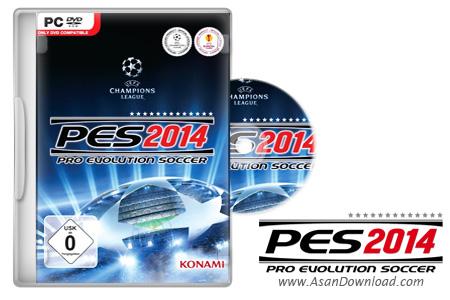 دانلود نسخه نهایی PES 2014 برای PC