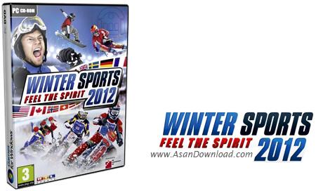 دانلود Winter Sports 2012 - بازی ورزش های زمستانی