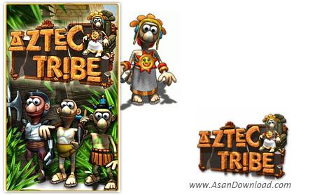 دانلود Aztec Tribe v1.0.6 - بازی استراتژیک مدیریت جهت ساختن قبیله جدید آزتک