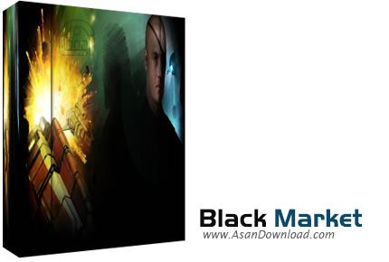 دانلود Black Market v1.05 - بازی جنگ های کهکشانی