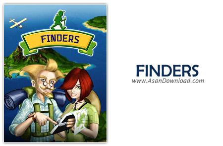 دانلود Finders - بازی استراتژیک مدیریتی کاشفان زمین