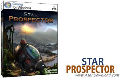 دانلود Star Prospector v1.1a - بازی اكتشاف سیاره ها