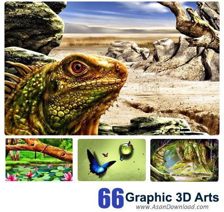 دانلود والپیپرهای عریض سه بعدی - Widescreen Wallpapers Graphic 3D Arts 66