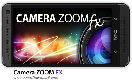 دانلود Camera ZOOM FX v5.4.0 + Plugins - عکاسی حرفه ای برای اندروید