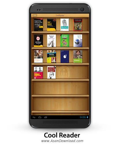 دانلود Cool Reader v3.1.2-104 - اپلیکیشن موبایل کتاب خوان اندروید