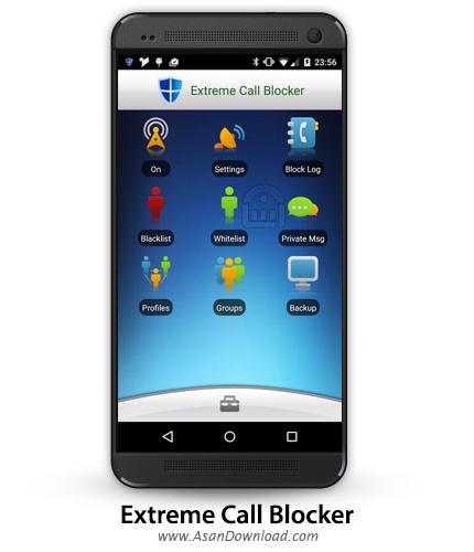 دانلود Extreme Call Blocker v30.8.10.7.2 - اپلیکیشن موبایل مسدود سازی تماس ها