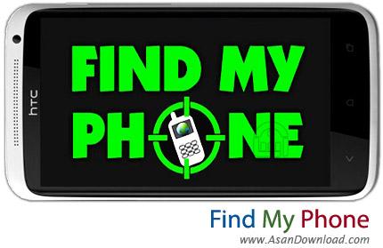 دانلود Find My Phone Premium v10.8.0 - نرم افزار پیدا کردن گوشی اندروید گم شده
