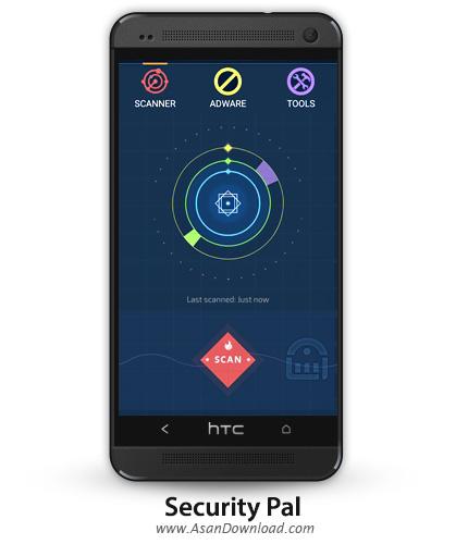 دانلود Security Pal Premium v1.2 - نرم افزار موبایل امنیت کامل در اندروید