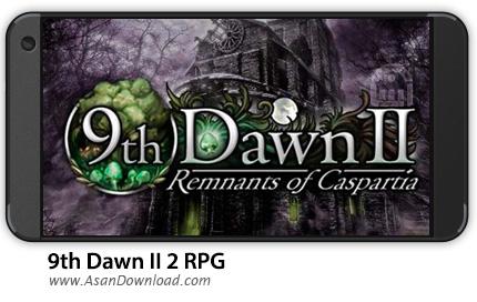 دانلود 9th Dawn II 2 RPG v1.76 - بازی موبایل نهمین جادو