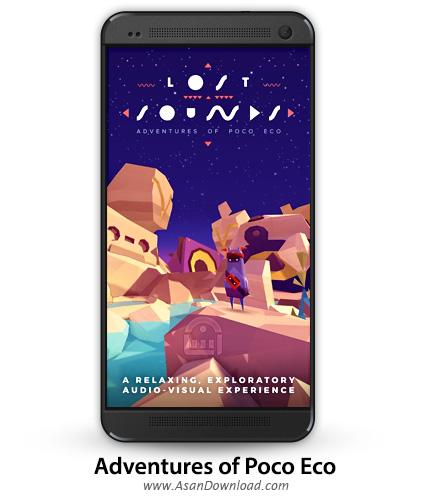 دانلود Adventures of Poco Eco v1.5.0 - بازی موبایل موزیکال پوکو اکو + دیتا