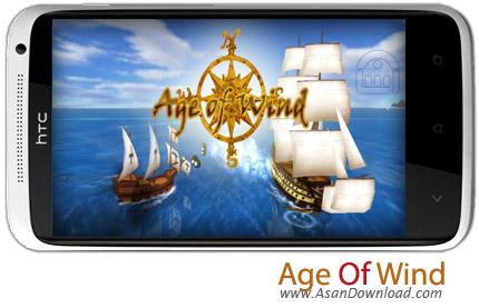 دانلود Age Of Wind 3 v2.1.3 - بازی موبایل عصر باد 3 + نسخه بی نهایت