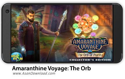 دانلود Amaranthine Voyage: The Orb v1.0.1 - بازی موبایل مبارزه با طاعون