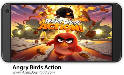 دانلود Angry Birds Action 2.6.2 - پرندگین خشمگین : اکشن