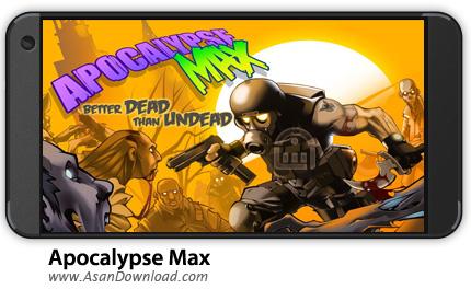دانلود Apocalypse Max 0.51 - بازی موبایل آخر الزمان
